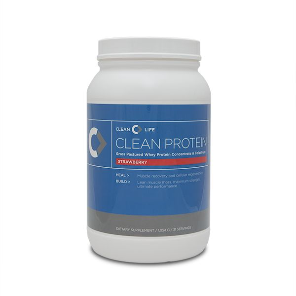 GRASS PASTURED WHEY PROTEIN CONCENTRATE & COLOSTRUM  CLEAN: The cleanest most powerful protein supplement available. We combine our cold processed whey from grass pastured cows with the ultimate superfood, Clean Colostrum. No GMOs, hormones, chemicals, pesticides, antibiotics, or artificial ingredients.