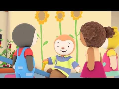 T'choupi à l'école - Un gentil ballon (EP.6) - YouTube