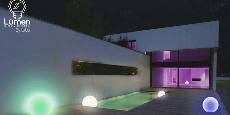 Attiva decora la casa con la luce delle lampade led Lumen Strip - http://www.keyforweb.it/attiva-decora-la-casa-con-la-luce-delle-lampade-led-lumen-strip/