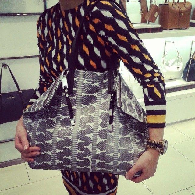MK collection bag