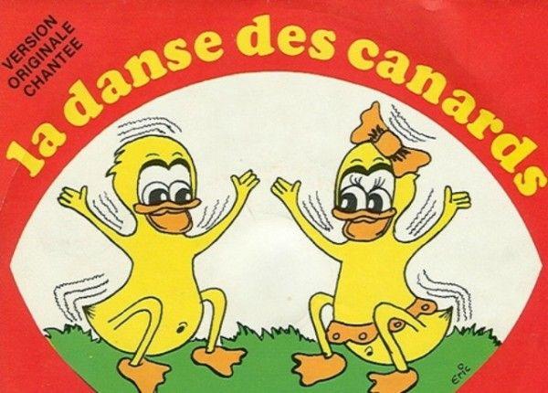 C'est la danse des canards !