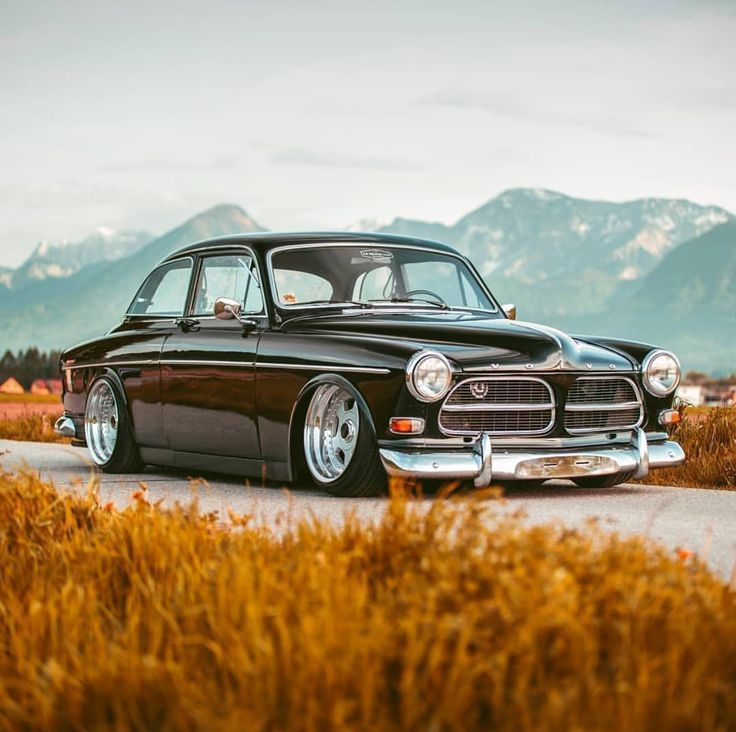 Classicnation Posted To Instagram This Old Volvo Amazon S Got
