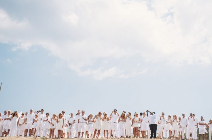 e♥h wedding post party - ecc beach - Ibiza wedding
