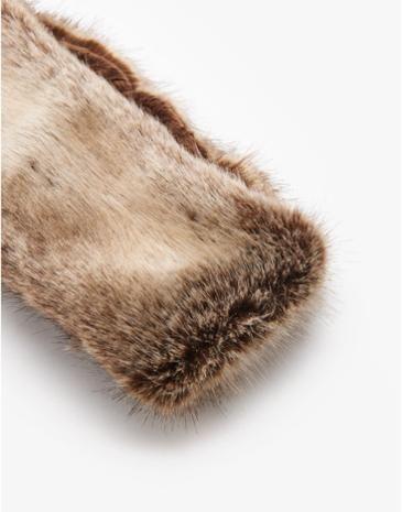 LIZAFaux Fur Headband