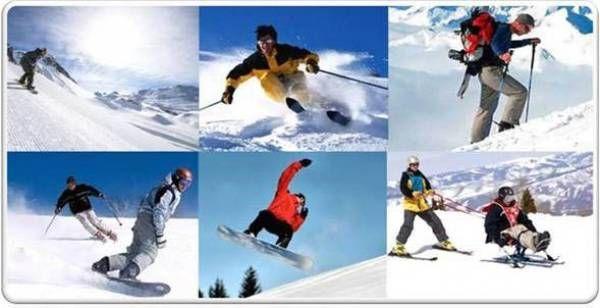 Deportes de nieve y quiropraxia: una columna alineada para prevenir lesiones