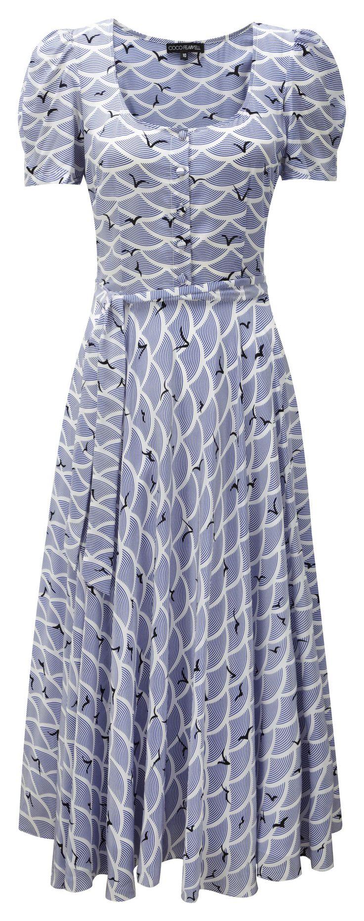 Bluebird Dress | Coco Fennell