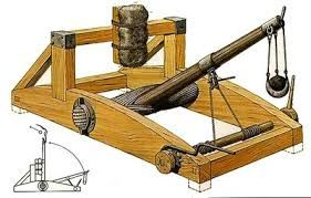 Catapulta medieval
