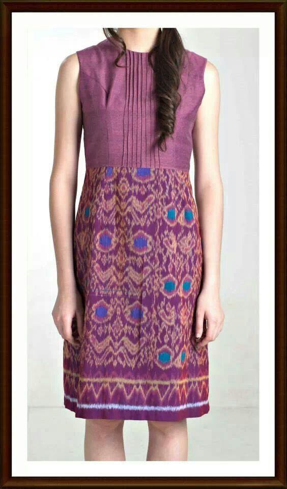 tenun dress ♥