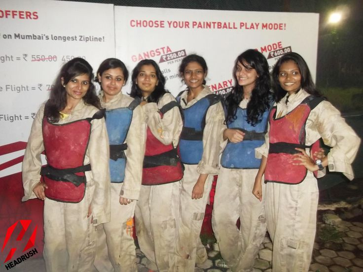 Giving men a lot of issues #paintball #adventure #women