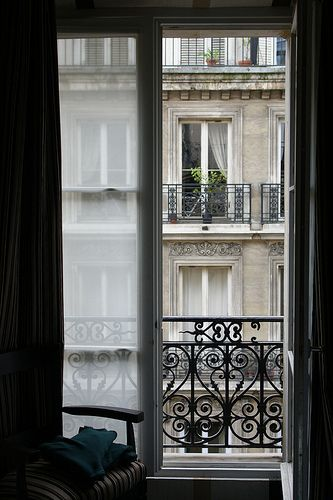 It looks like Paris!