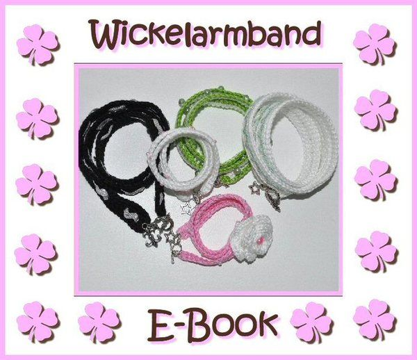 Du willst deinen Schmuck selber machen? Hier findest du eine Anleitung für ein Wickelarmband. Jetzt dein Armband selber machen.