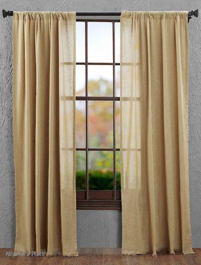 22 Best Images About Primitive Curtains On Pinterest