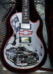 gibson guitars nascar | 2001-GIBSON-CUSTOM-SHOP-NASCAR-LIC-LES-PAUL-DALE-EARNHARDT-SR ...