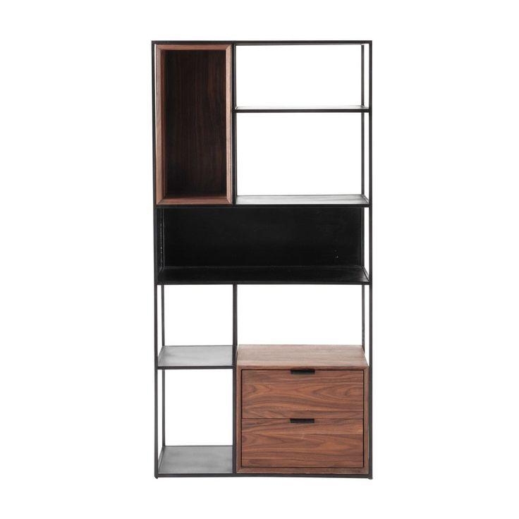17 migliori idee su scaffale in stile industriale su - Ikea mobile metallo ...