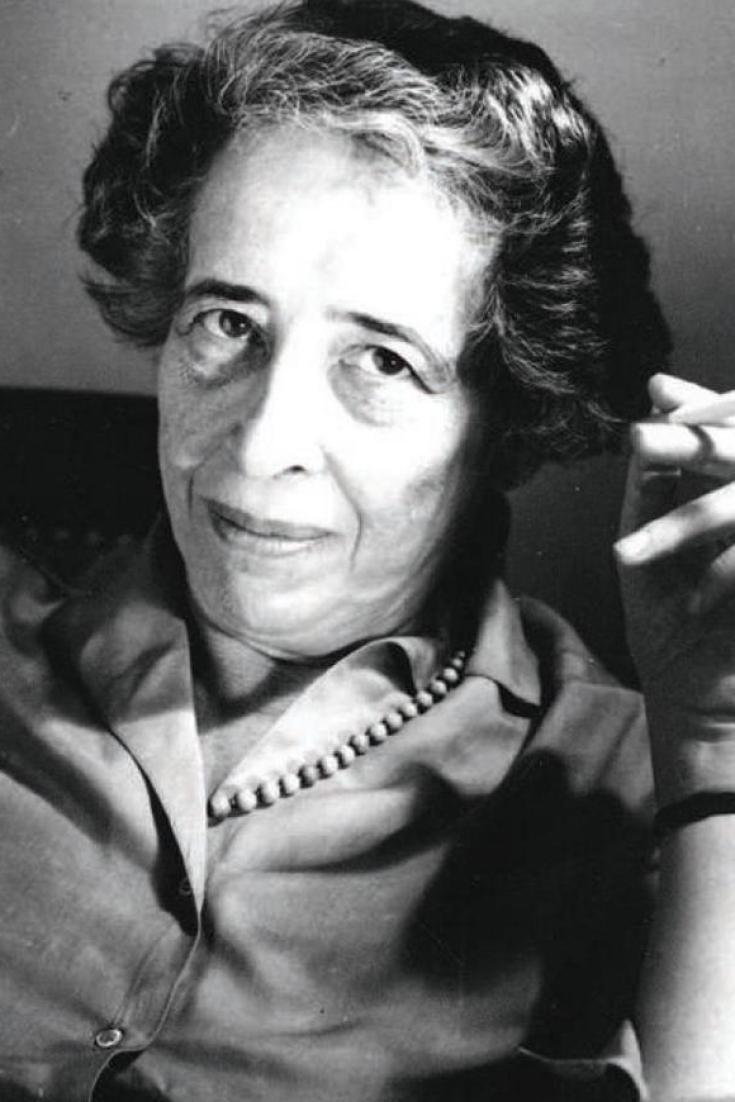 Hannah Arendt - wichtigste Frau und politische Denkerin des 20. Jahrhunderts