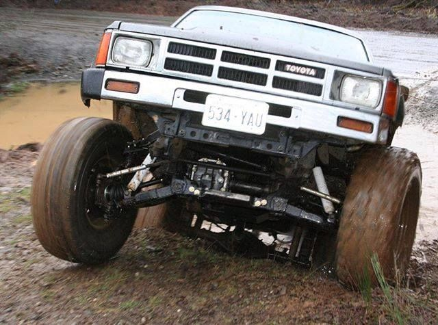 Our 1986 4Runner testing done #blazelandlongtravel suspension. Lets hear some shoutouts to the #longtravel you are using on your rig! #toyota #baja #score #mint400 #4Runner #tacoma #fjcruiser #toyotatough #4wdto #4wdtoyotaownermagazine http://ift.tt/2FyvLtE
