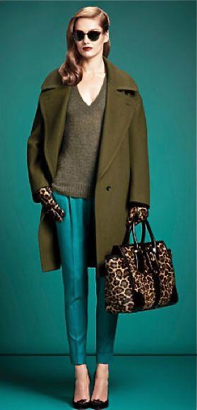 Gucci, pre-fall 2013