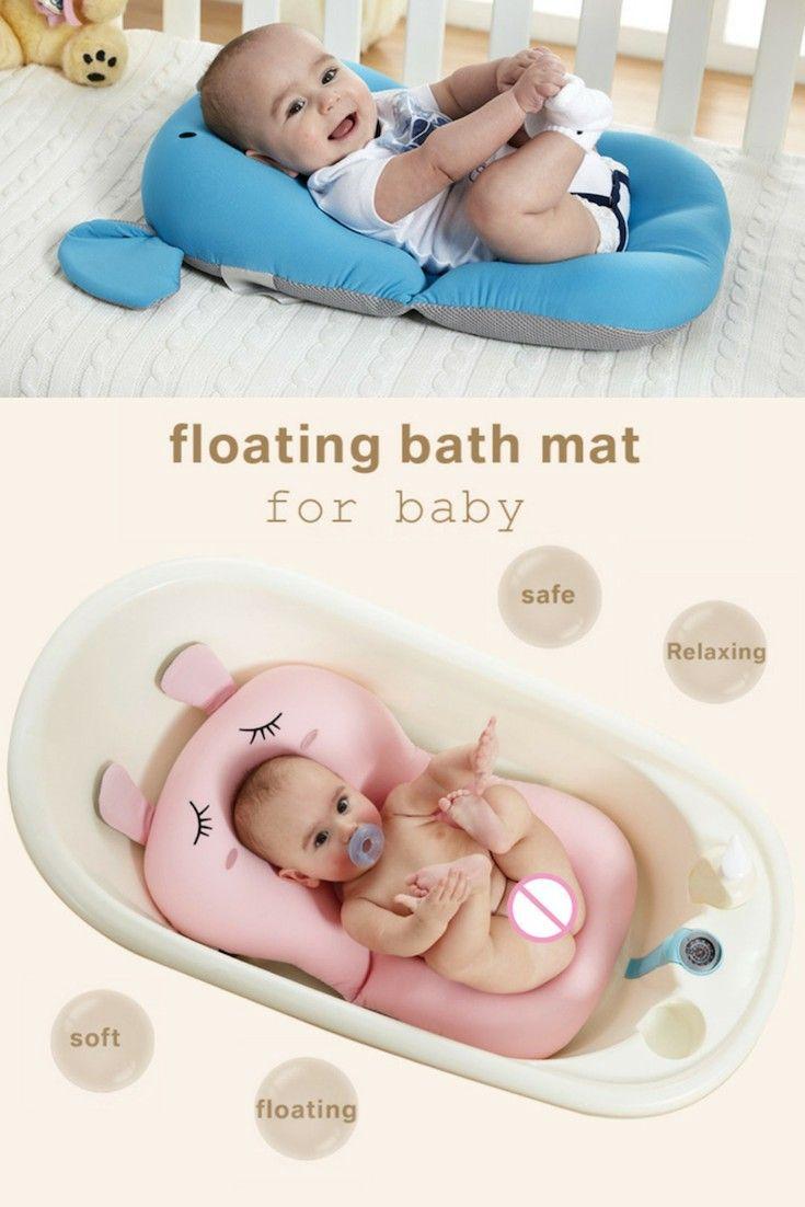 Nettes Baby Badewannen Kissen In Einer Vielzahl Von Farben Und Formen Sicheres Weiches Badekissen In Verschiedenen Babybadewannen Baby Baby Schlaft Nicht Ein