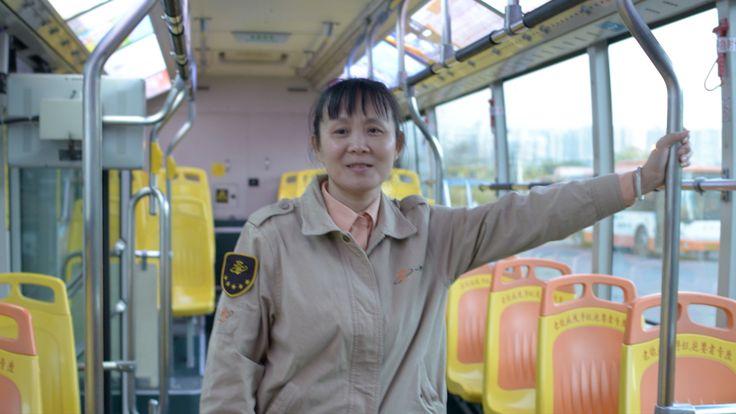 """""""Le dernier bus de nuit"""" un court-métrage de PAN Reachel - 13'"""