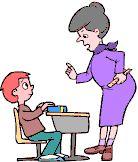 """El profesor repartiendo las notas: Luisito un diez. Pedrito un ocho. Juanito un seis. Jaimito un cero. - Oiga profesor, ¿Y por qué a mí un cero? - Porque has copiado el examen de Pedrito. - ¿Y usted cómo lo sabe? - Porque las cuatro primeras preguntas, están iguales, y en la última pregunta Pedrito respondió: """"Esa, no me la sé"""" y tu has puesto: """"Yo tampoco"""""""