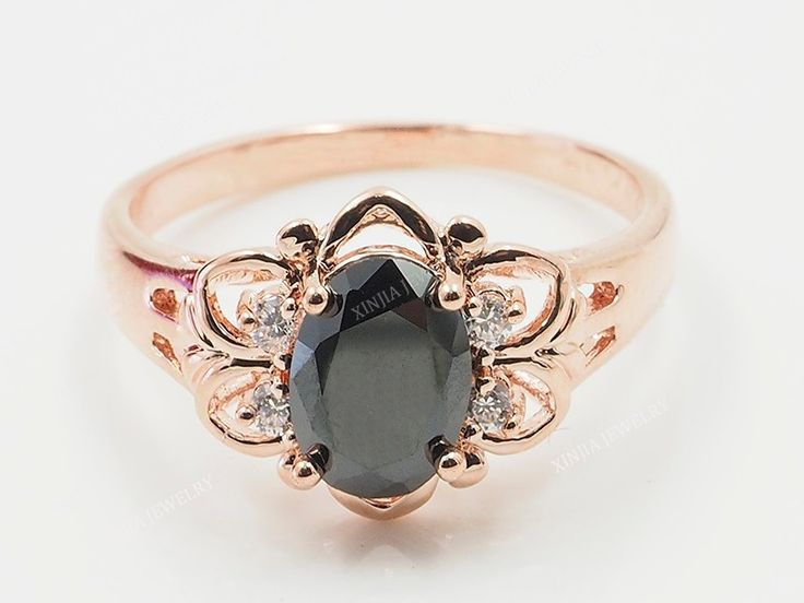 hoge kwaliteit ovale vorm zirkonia steen gouden ring edelsteen ring zwarte plating-afbeelding-ringen-product-ID:60142037067-dutch.alibaba.com