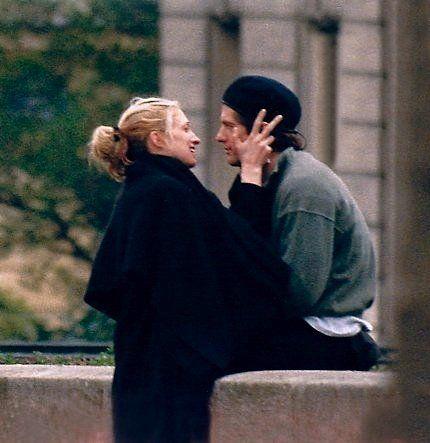 John & Carolyn Bessette Kennedy
