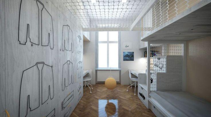 Návrh dětského pokojíku