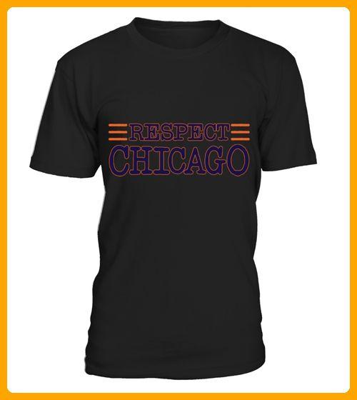 Respect Chicago Football Long Sleeve Shirts - Foto shirts (*Partner-Link)