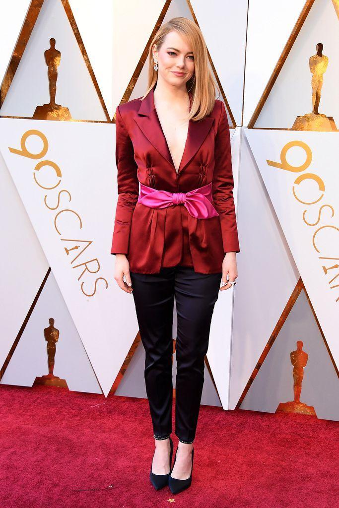 Emma Stone - HarpersBAZAAR.com