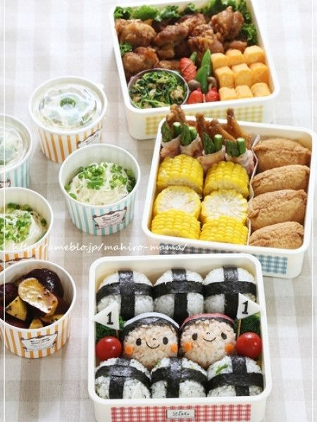 デリ風そうめんが人気NO.1♡運動会のお弁当2015 - 暮らしニスタ