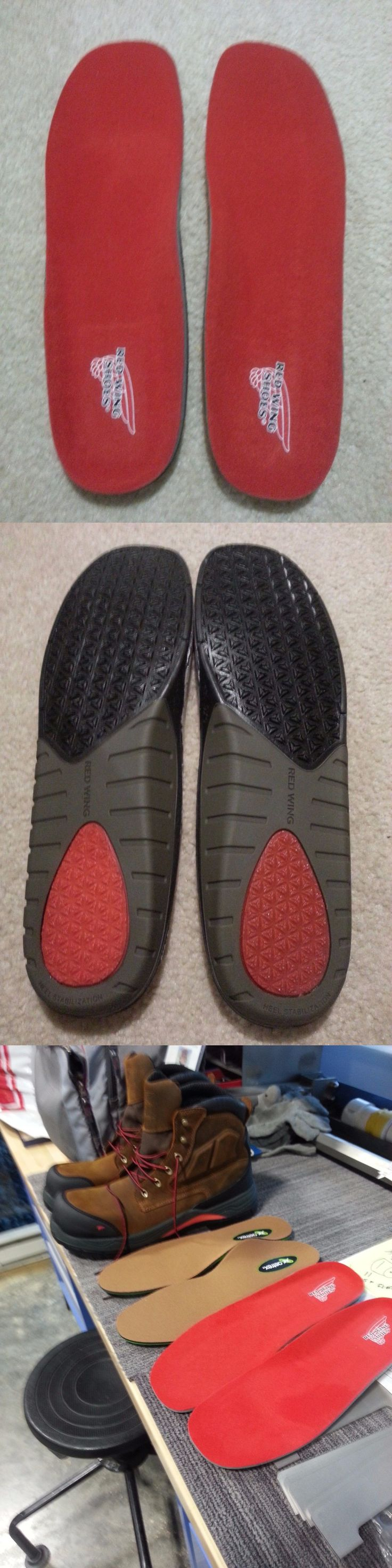 Shoe Insoles 169284: Brand New Men S Red Wing Insoles Size 14 From Style #4402 Boots -> BUY IT NOW ONLY: $30 on eBay!