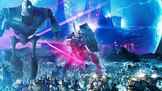 Battle Scene From Ready Player One Ready Player One Player One Ready Player One Movie