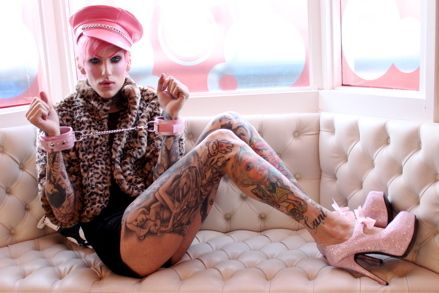 Some of Jeffree Star's best photo-shoots EVER!