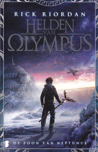 Helden van Olympus 2 : De zoon van Neptunus
