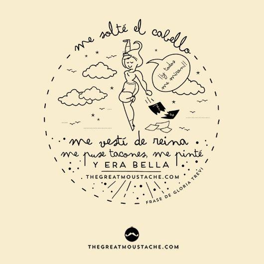 ME SOLTÉ EL CABELLO - THEGREATMOUSTACHE.COM