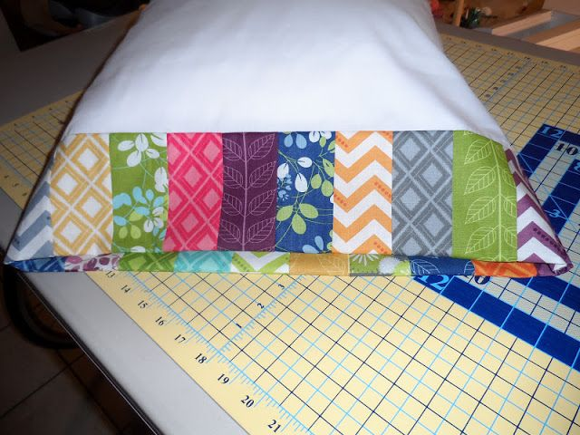 1000+ ideas about Pillowcase Pattern on Pinterest Sewing pillow cases, Pillow cases and ...