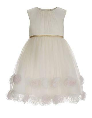 Baby Lexie Dress   Ivory   Monsoon