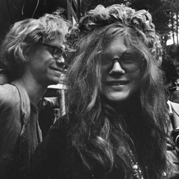 Janis Joplin at Woodstock - awwww......lookin' good Janis.....still missin' ya all these years later...you were impossible to replace!
