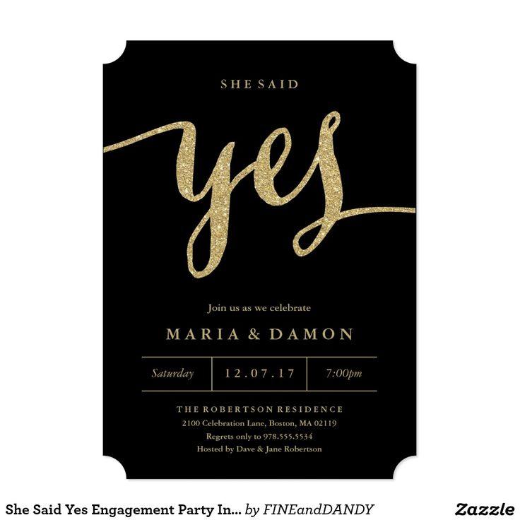 Best 25 Engagement Party Invitations ideas – Online Engagement Party Invitations