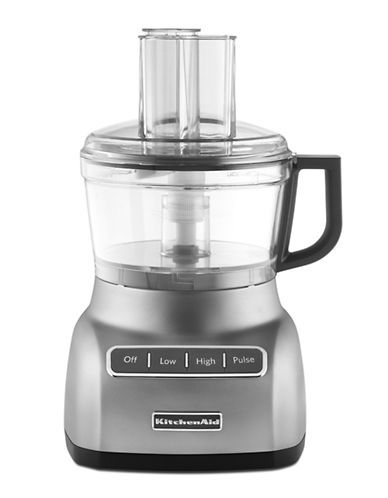 Home | Food Processors & Choppers | 7 Cup Food Processor Contour Silver | Hudson's Bay
