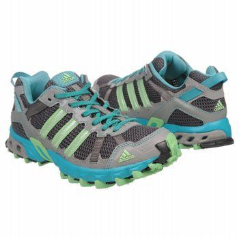 Adidas Women's Thrasher Trail Shoe -- comfortable, great tread, love the  color!