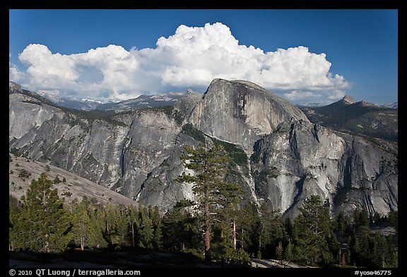 Yosemite National Park (Half-Dome)   It is an AMAZING place to visit!