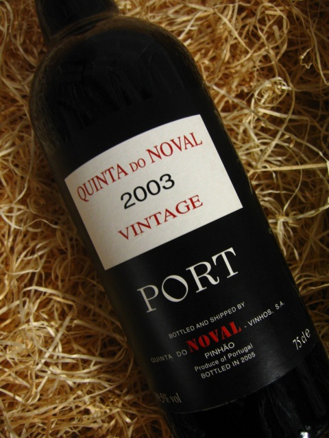 """Porto Quinta do Noval Vintage Nacional 2003, was the winner of a selection of over eight thousand wines from around the world. Luca Gardini, the world's best sommelier in 2010, chose this portuguese  wine  by """"extreme elegance and personality that respects tradition."""" They are sold only three thousand bottles of wine, which makes the demand exceeds supply. Each bottle can cost between five hundred to one thousand euros."""