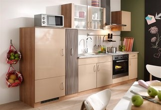 Küchenzeile, »Bonn« (11-tlg.) im Online Shop von QUELLE Versand