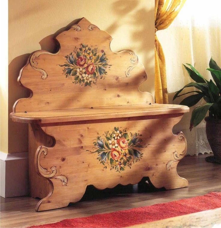 scandola-mobili-panca-decorata-re-laurino