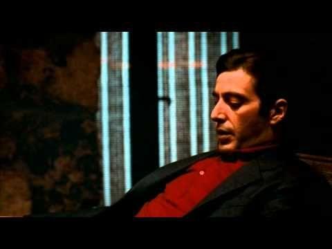 portraying mafia life in mario puzos novel the godfather