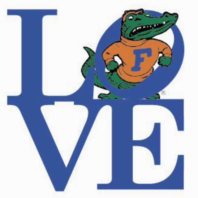 The Gator Nation is everywhere.