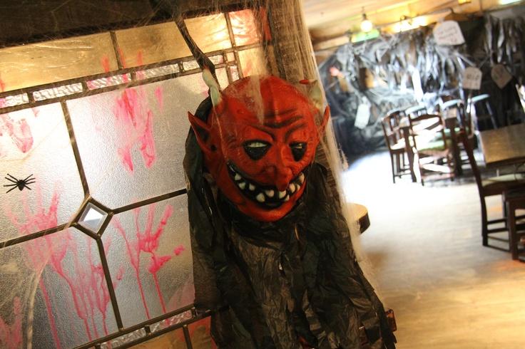 Halloween at Muddy Murphy's Irish Pub, Singapore