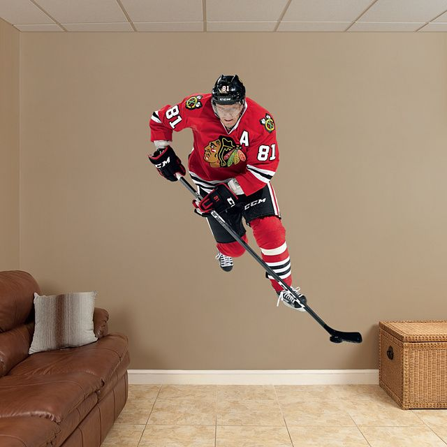 Fathead Wall Graphic | Chicago Blackhawks Wall Decal | Sports
