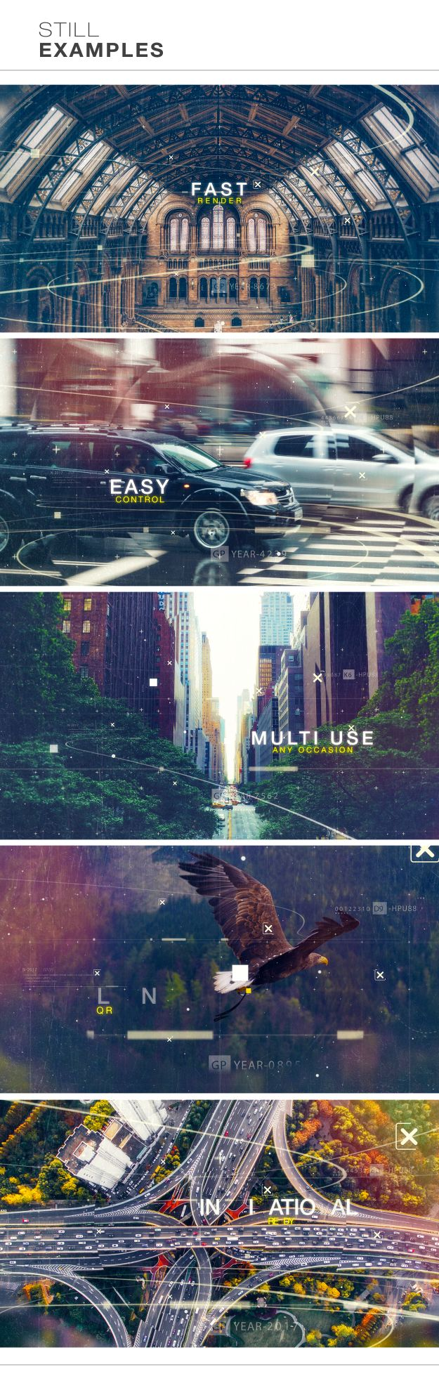 Parallax Slideshow • After Effects Template #opener #elegant • Download ➝ https://videohive.net/item/parallax-slideshow/18744553?ref=pxcr